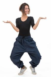Pantalon jean Femme Zen beaucoup personnalisable