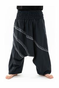 Sarouel grande taille large ceinture elastique Andaman personnalisable