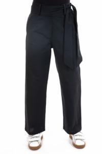 Pantalon large ceinture pinces Gobara
