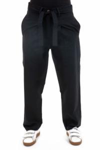 Pantalon large ceinture et pinces Reenah