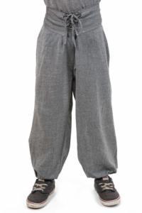 Pantalon bouffant enfant ceinture corset Alba