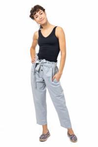 Pantalon carotte girly zen Kheti