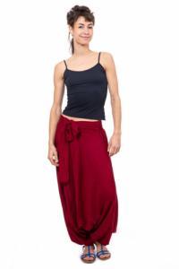 Pantalon sarouel femme fluide chic Tawneeh