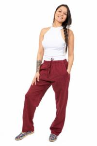 Pantalon droit confort mixte Maleh