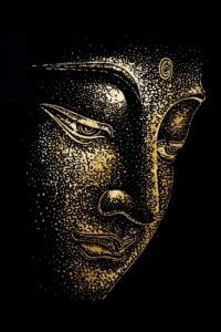 T-shirt homme Bouddha Amithaba