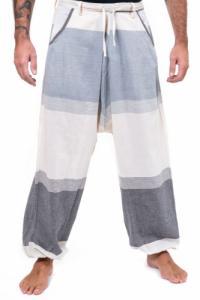 Pantalon sarouel droit casual Zhenadi
