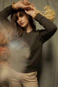 Sweat femme coton bio Adonia