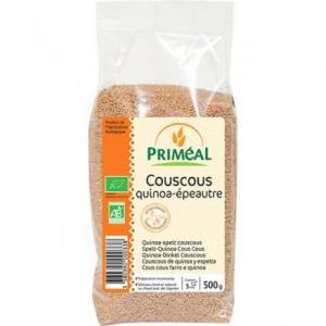 Couscous quinoa épeautre bio