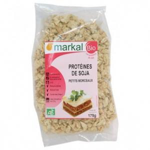 Protéine de soja petits morceaux bio