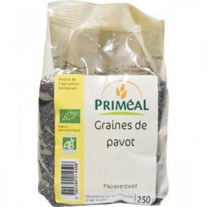 Graines de Pavot bio