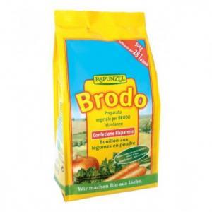 Bouillon aux légumes en poudre bio Recharge