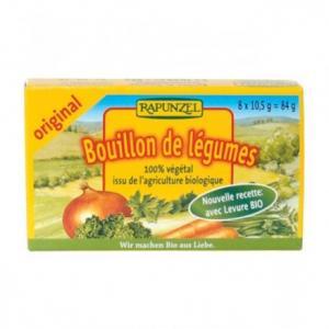 Bouillon de légumes bio Original en cubes