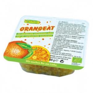 Orange confite bio
