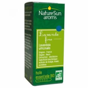 Huile essentielle bio Lavande fine 10 ml