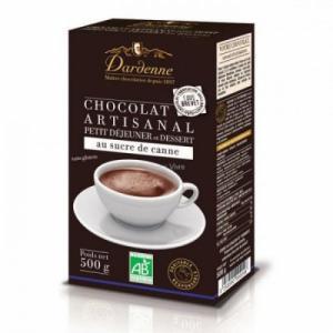 Chocolat en poudre sans gluten
