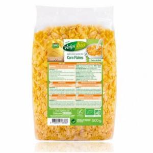 Corn Flakes sans sucres bio sans gluten