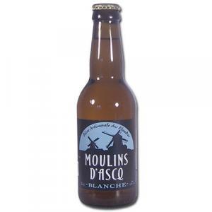 Bière bio blanche Moulins d'Ascq