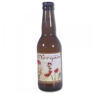 Bière blonde bio Morgane