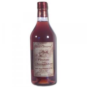 Pineau des Charentes rosé bio