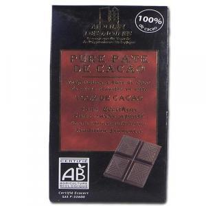 Pure Pâte de cacao bio