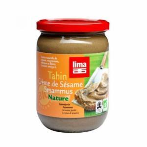 Crème de sésame bio nature Tahin