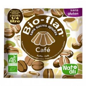 Bio Flan café bio