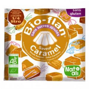 Bio Flan Caramel bio