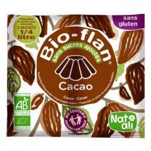 Bio Flan chocolat bio