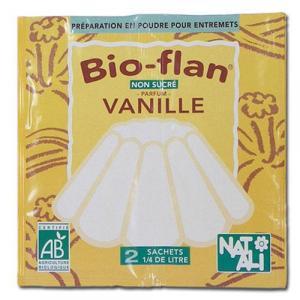 Bio Flan vanille bio