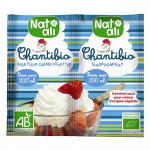 Crème chantilly bio Chantibio