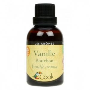 Extrait de vanille bourbon bio