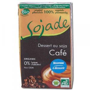 Dessert au soja café bio