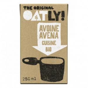 Crème d'avoine bio OATLY