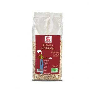 Flocons 5 céréales bio