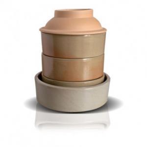Germoir en grès de sel Max Labbé