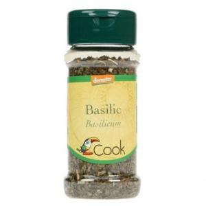 Basilic en feuilles bio