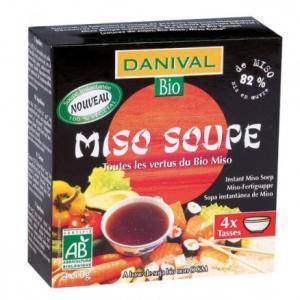 Miso soupe bio