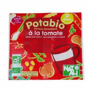 Potabio à la tomate bio