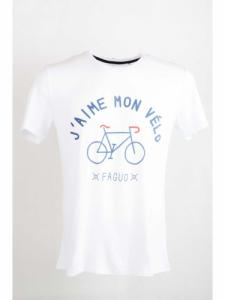 Arcy j'aime mon vélo - WHI00 - Faguo