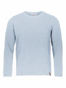 Single knit with raw edges - Skyway - Knowledge cotton apparel