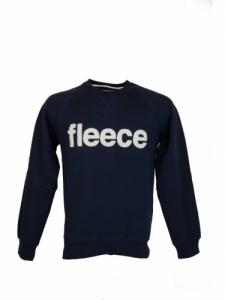 Fleece sweat - Marine - Outland