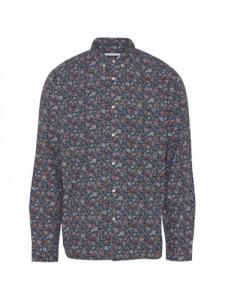 AOP Flower Printed Shirt - Knowledge cotton apparel