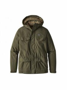Isthmus Parka - Industrial Green - Patagonia