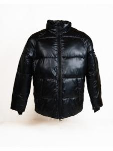 Manteau Finland Down Jacket - Black - Ecoalf