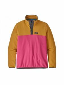 Micro D Snap T P/O - Ultra Pink - Patagonia