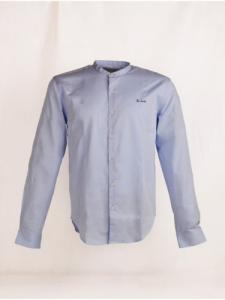 The Dude Shirt - Sky Blue - Maison Labiche
