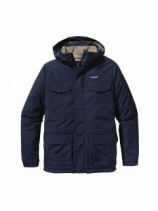 Isthmus parka - Navy blue - Patagonia
