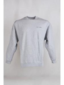 Sweat the Dude - Light Heather Grey - Maison Labiche