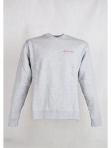 Sweat Epicurien - Light Heather Grey - Maison Labiche