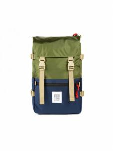 Sac à dos Rover Pack - Olive/Navy - Topo Designs
